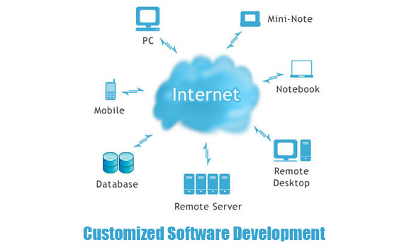 SaaS based and SaaP based Customized Software Development